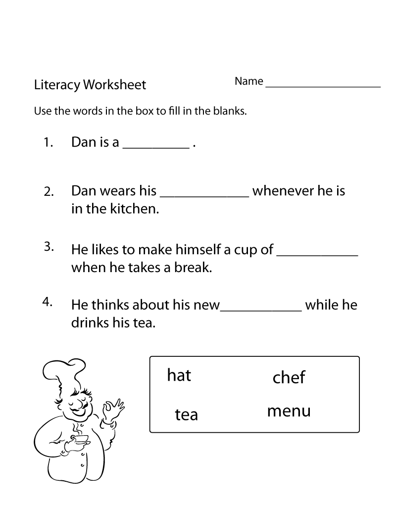 Math Worksheets for Adults Printable