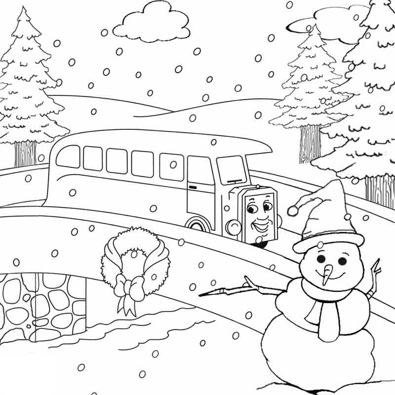 Printable Activities for Kids Christmas