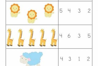 Toddler Worksheet Printable