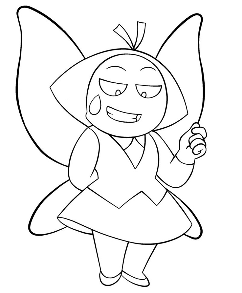 steven universe coloring pages aquamerine
