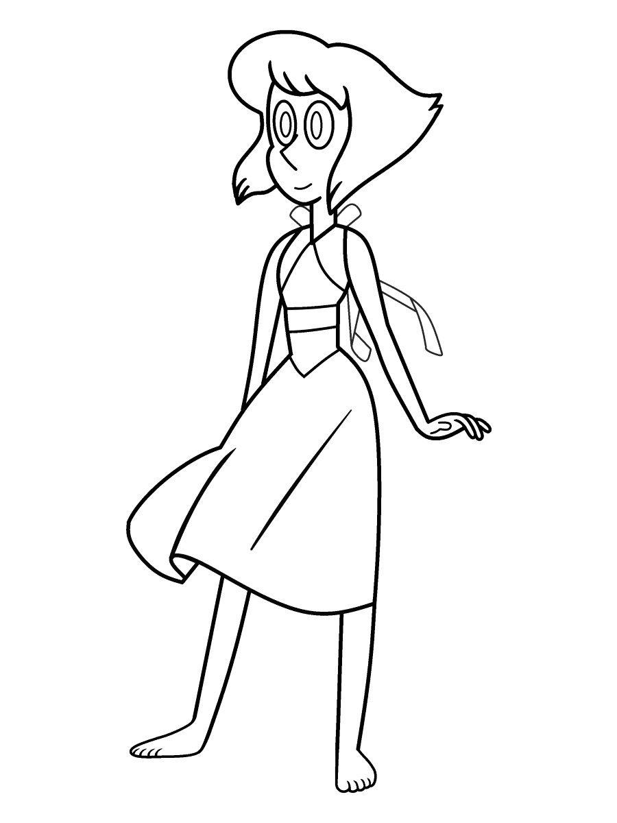 steven universe coloring pages lapiz