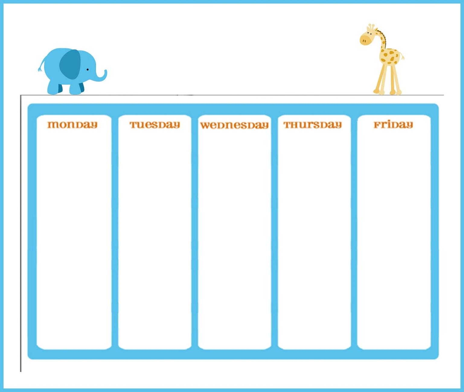 sticker reward chart animals