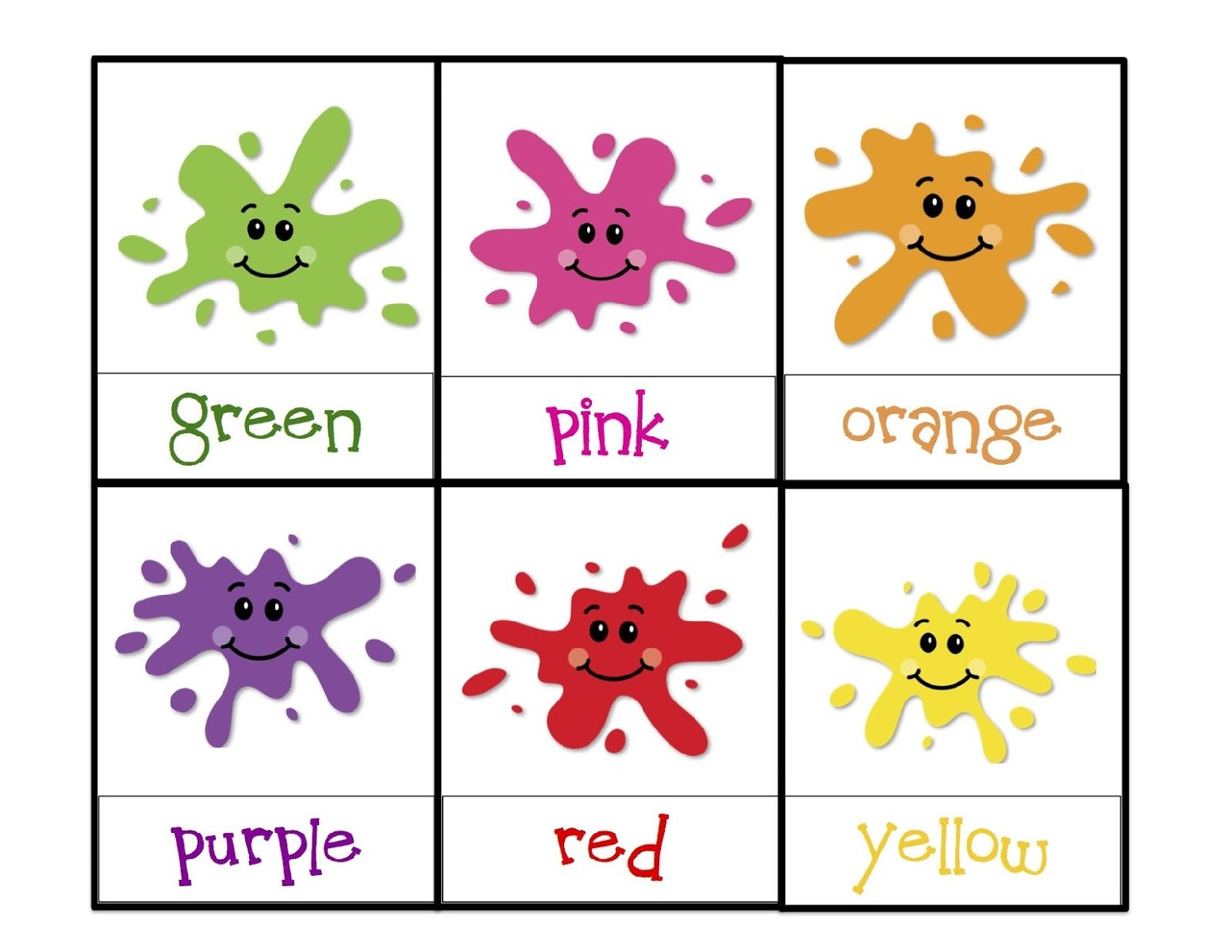 toddler learning printables coloring smile