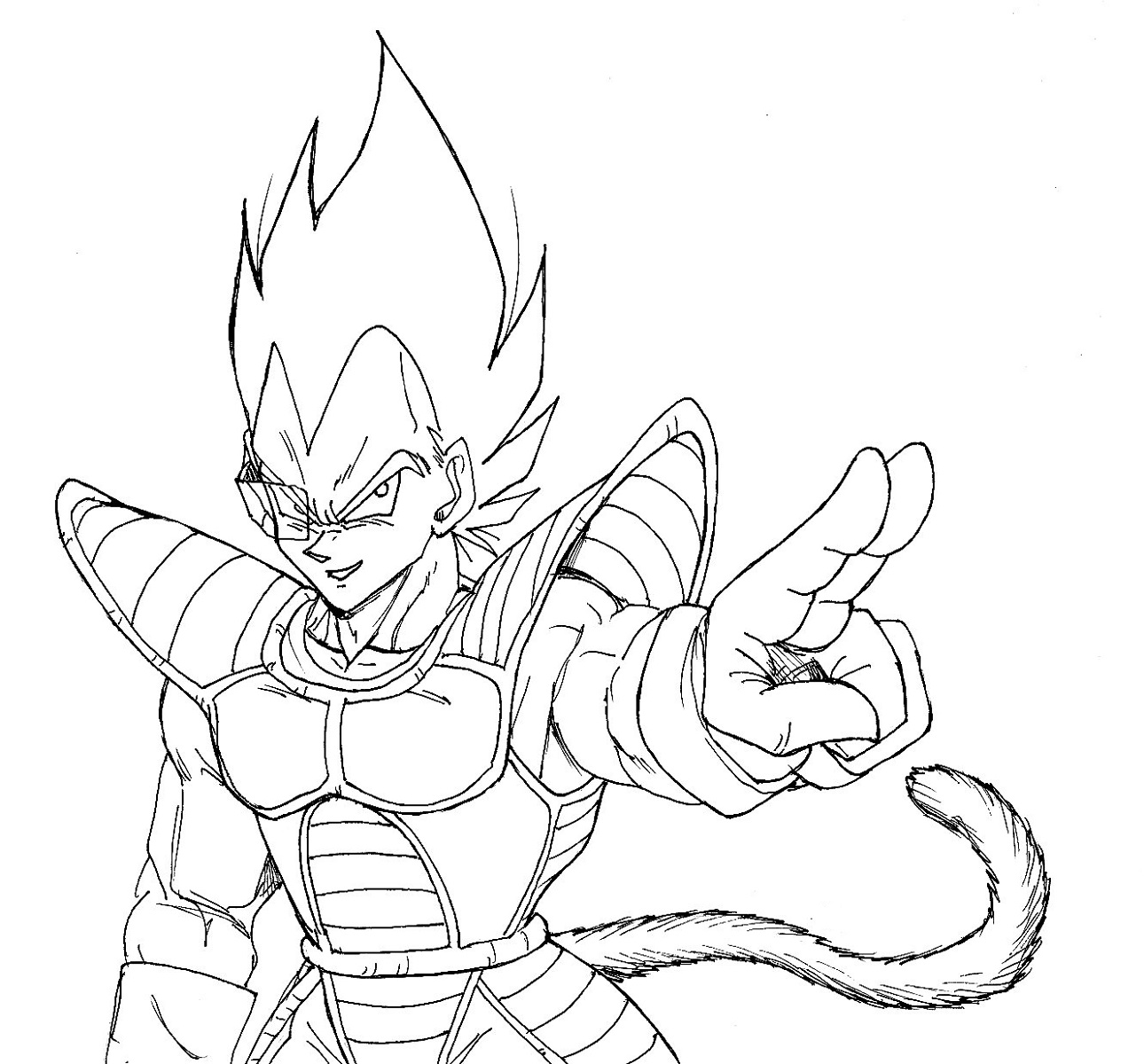 dragon ball z coloring pages dragonball 5