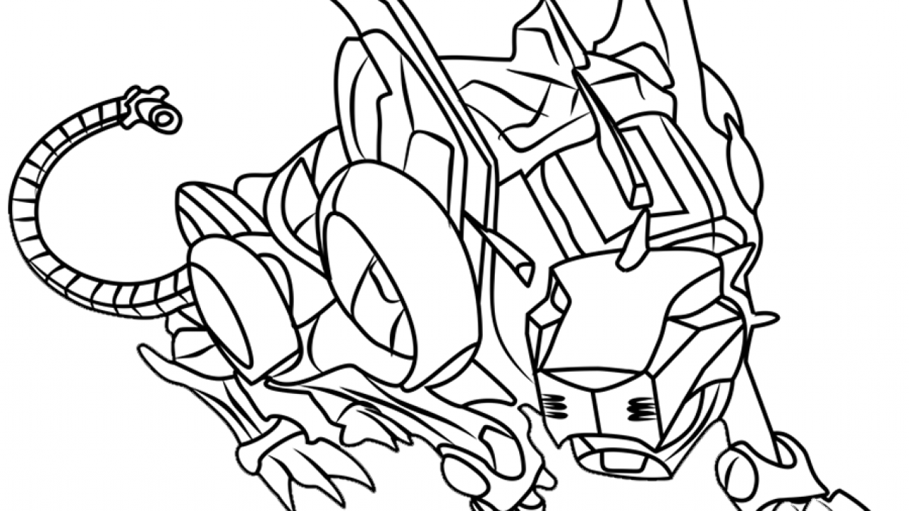 Voltron Coloring Pages Educative Printable