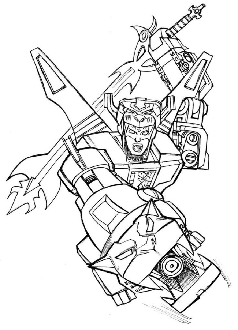 voltron coloring pages voltron lions