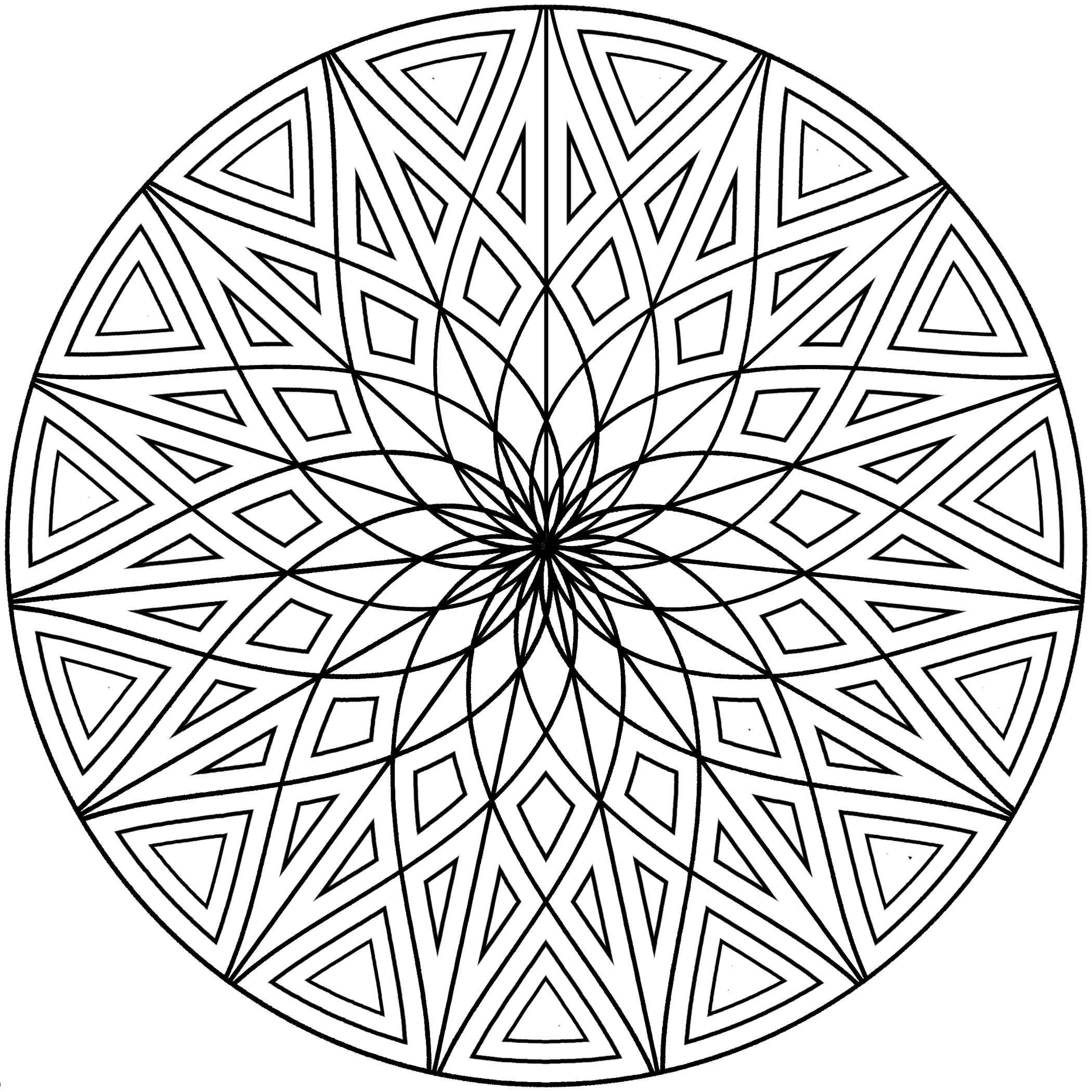 Cool coloring pictures five