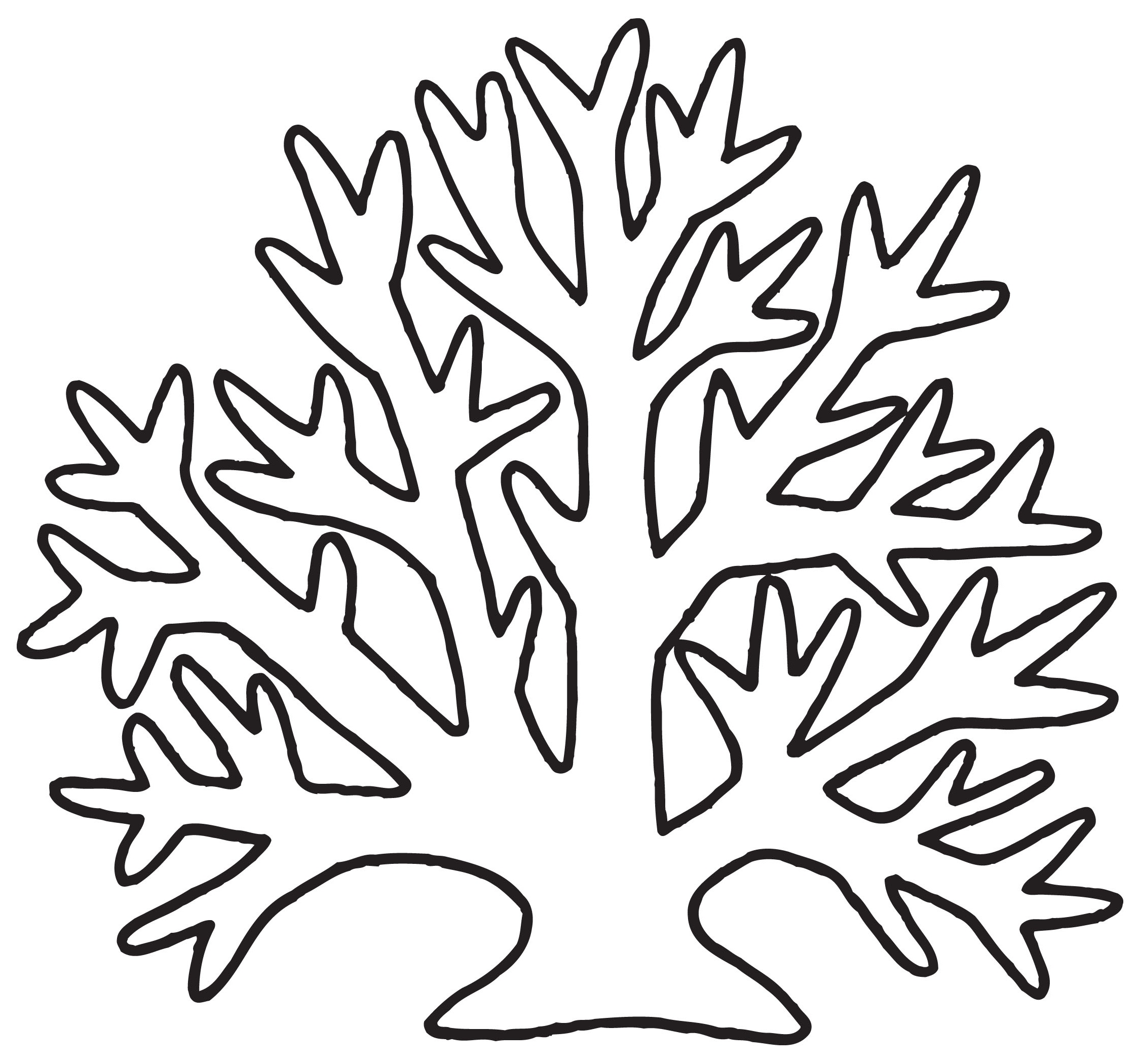 Seaweed coloring pages five