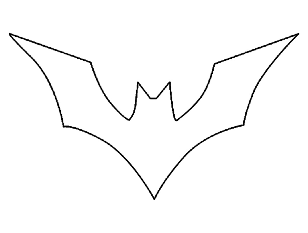 batman logo coloring pages logo 2