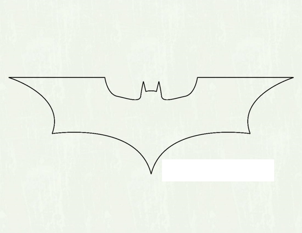 batman logo coloring pages logo 4