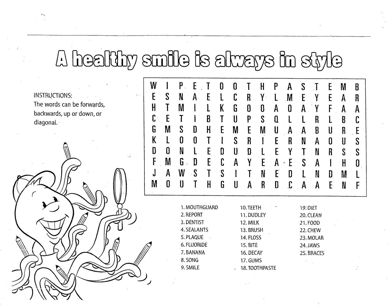 Children's Fun Activity Sheets | Educative Printable