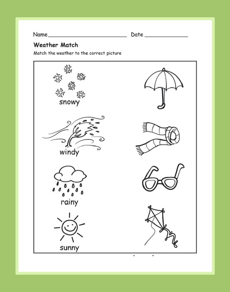 children's fun activity sheets 4