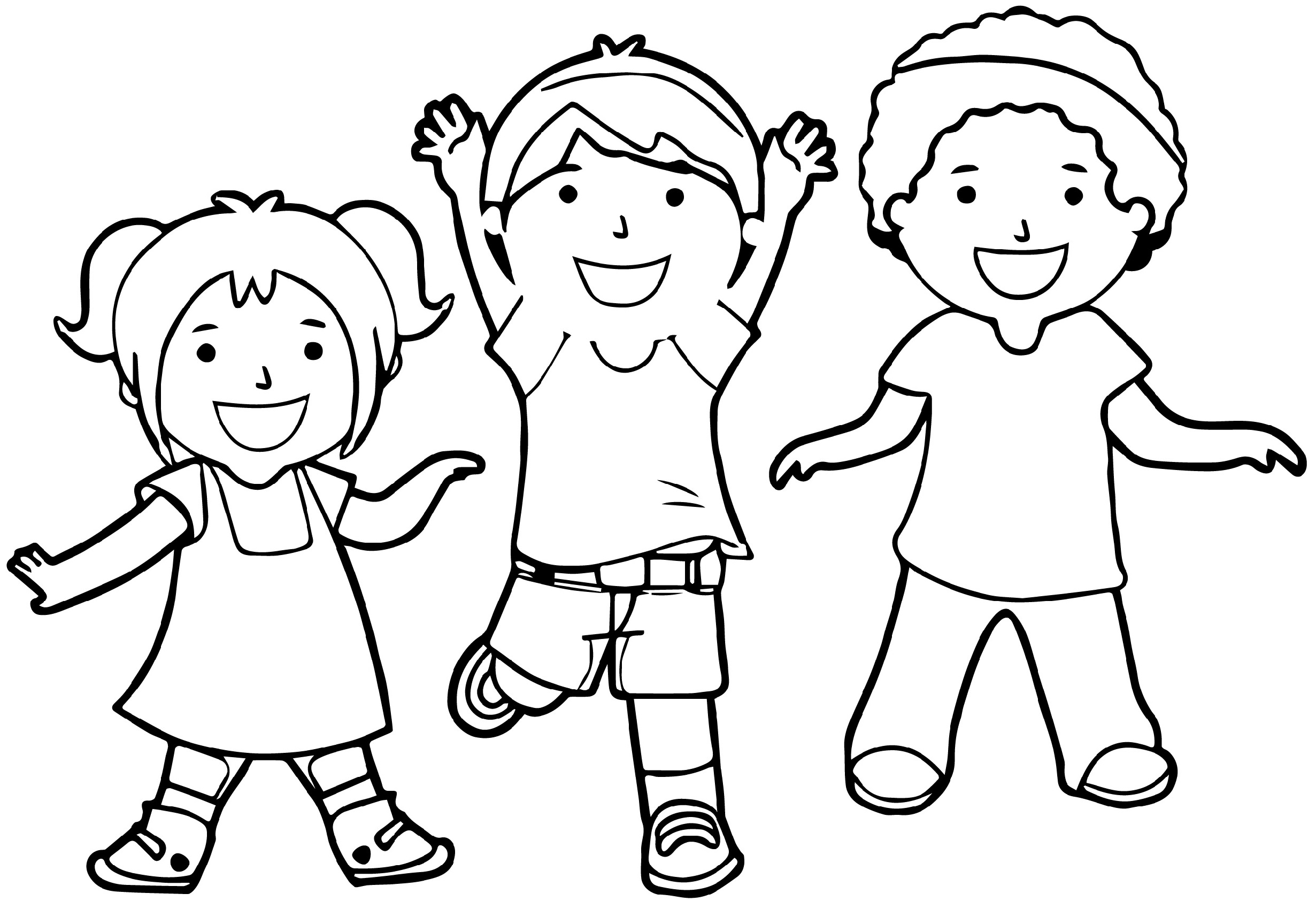 coloring for kids children
