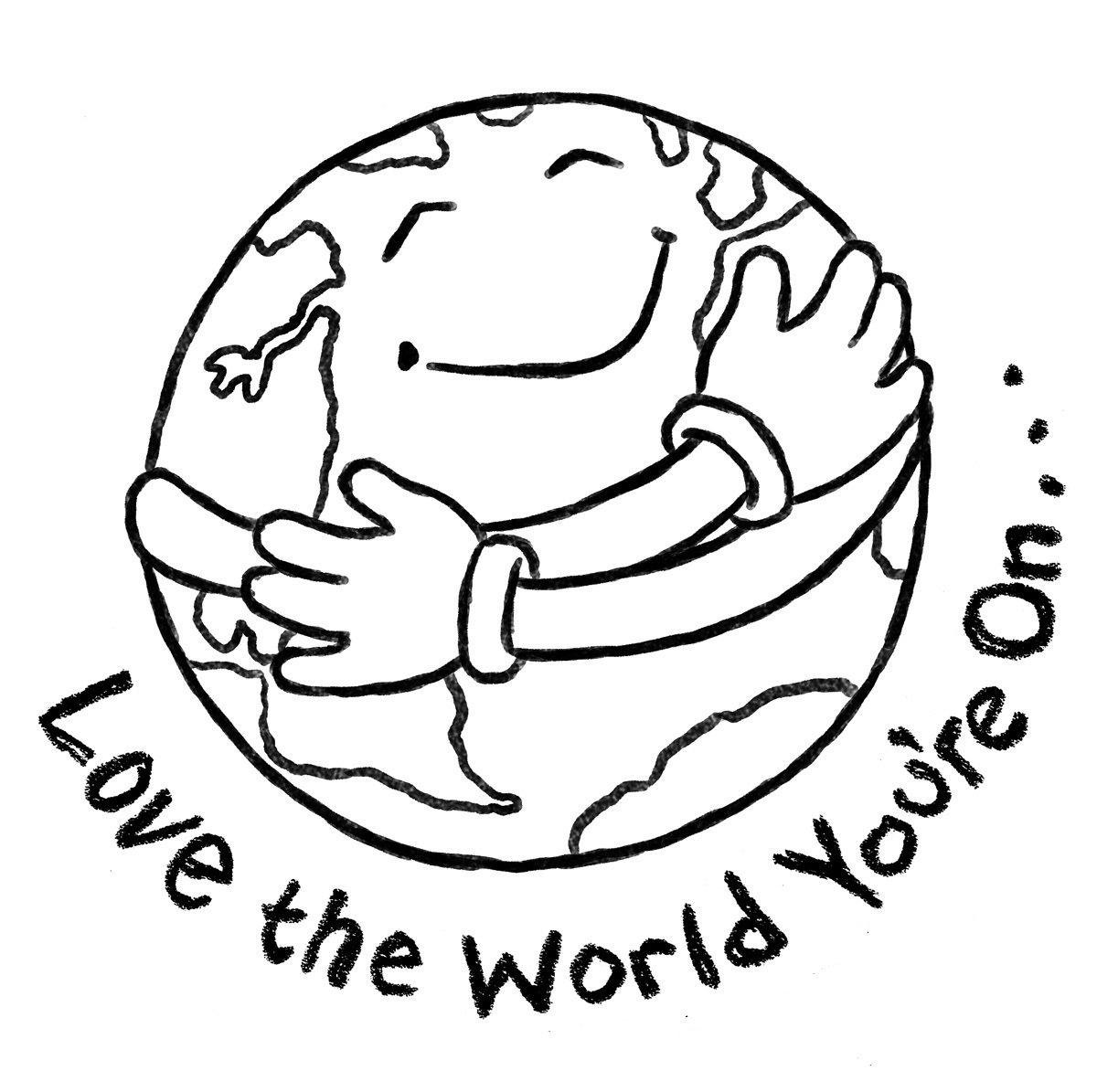 earth day coloring pages 1