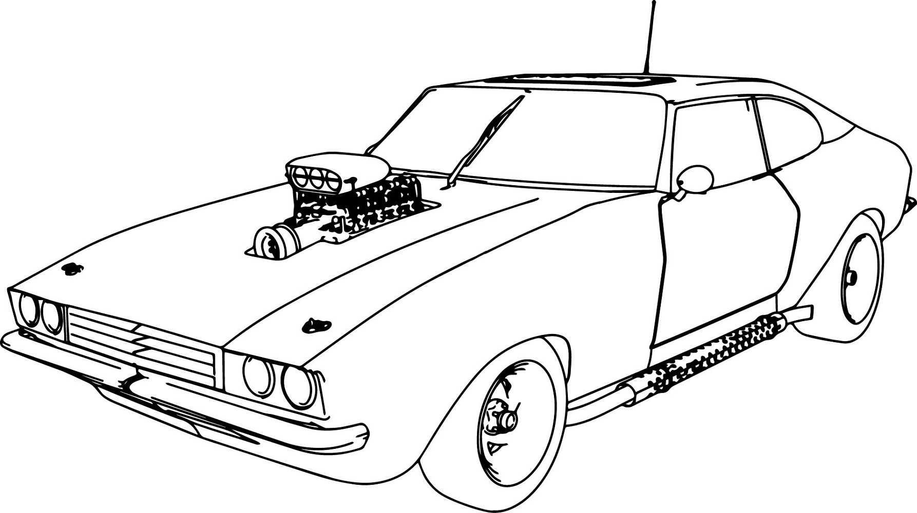 fast and furious coloring pages free | Fast and Furious Coloring Pages | Educative Printable