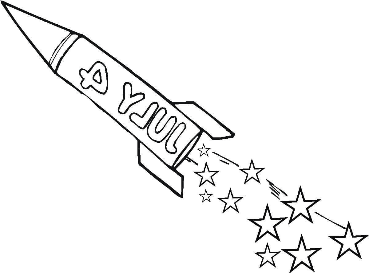 fourth of july coloring pages five