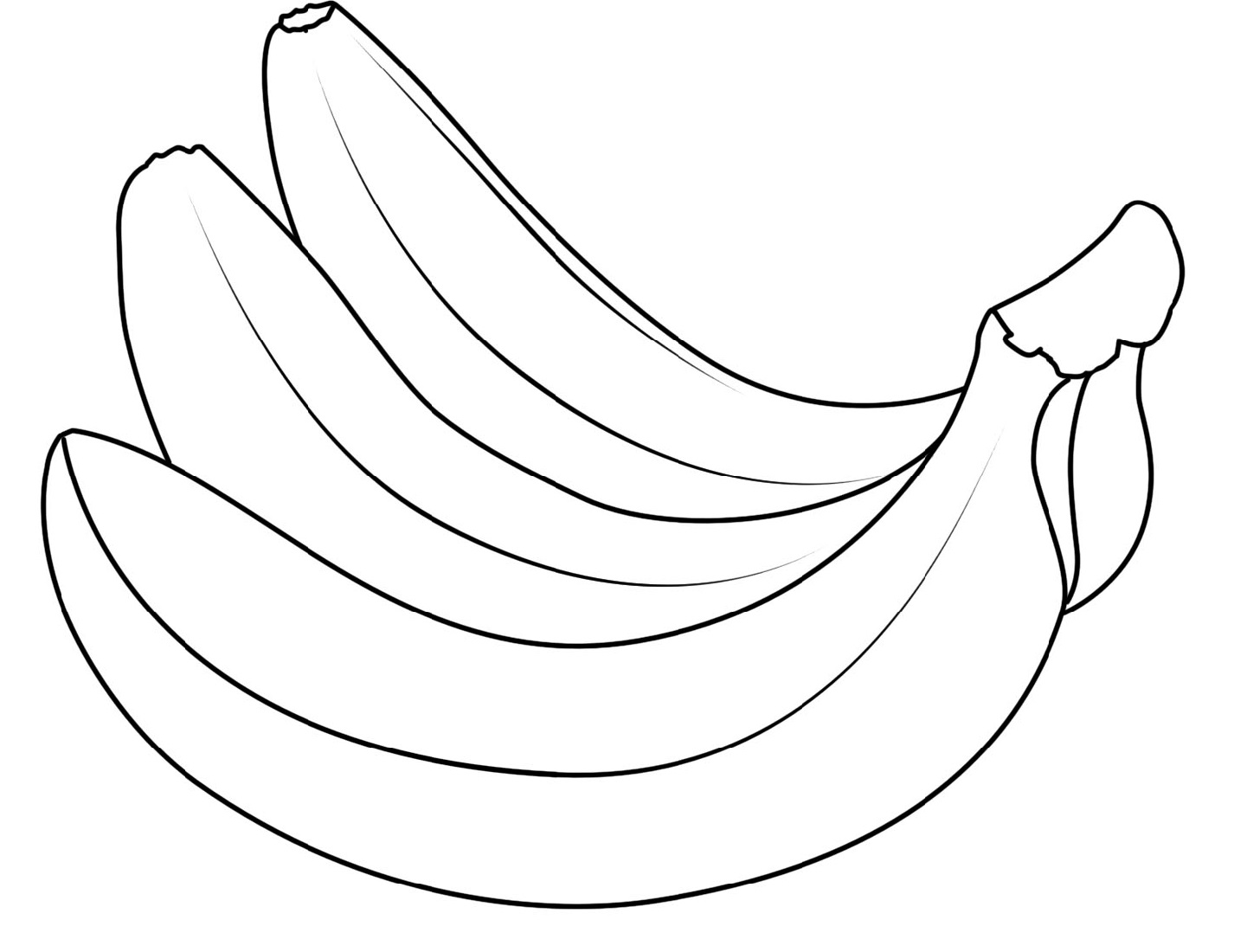 fruit-coloring-pages-banana