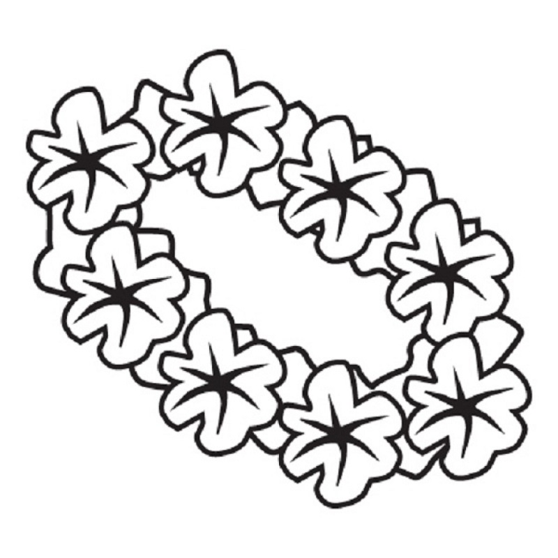 hawaiian-flower-coloring-page-flower-3