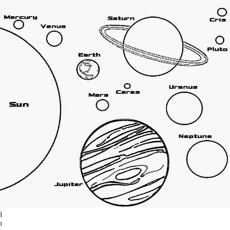 planet coloring pages 5