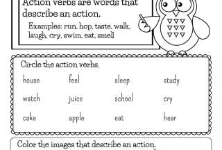 printable english worksheets 4