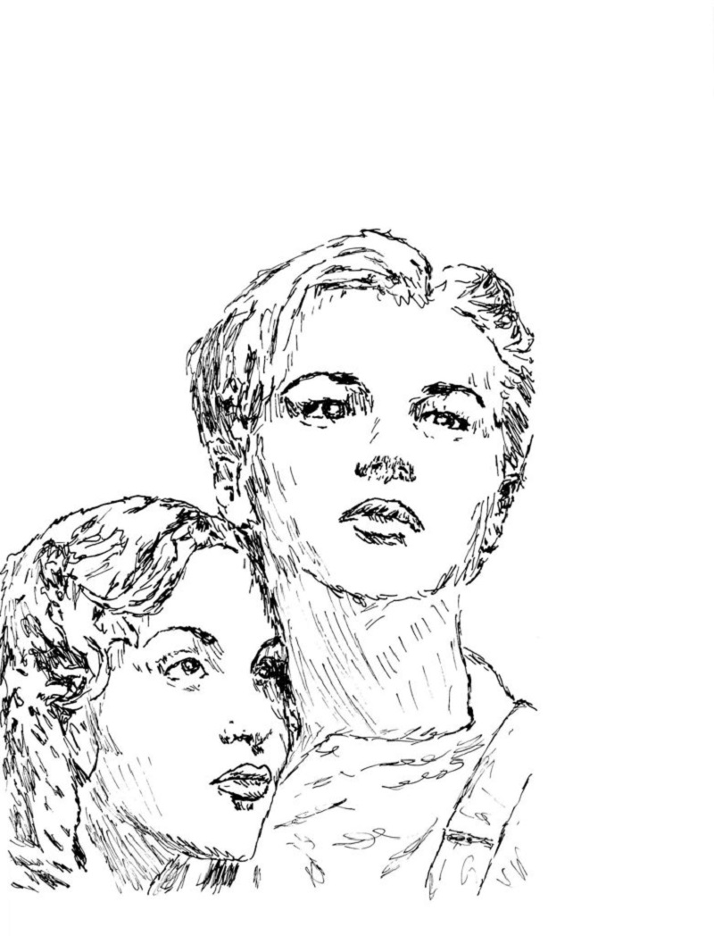 jack and rose coloring pages - photo#4