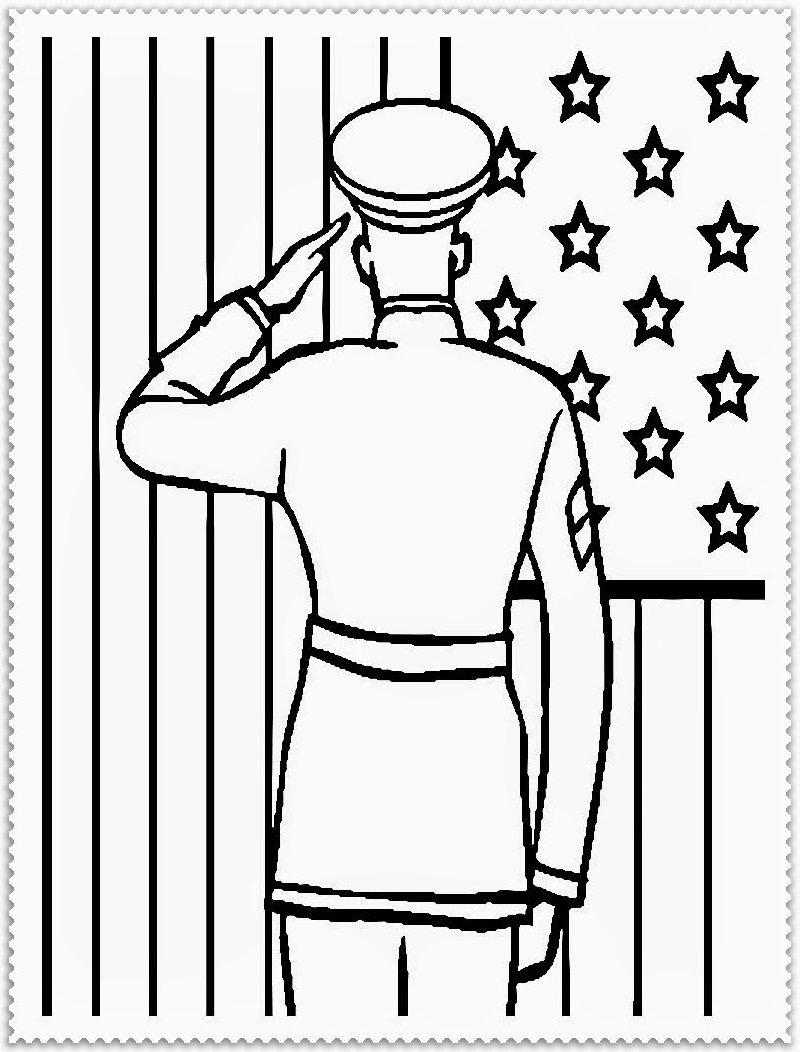 veterans day coloring pages 4