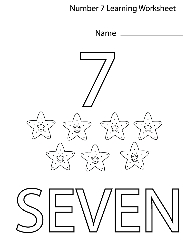 Numbers worksheets 5