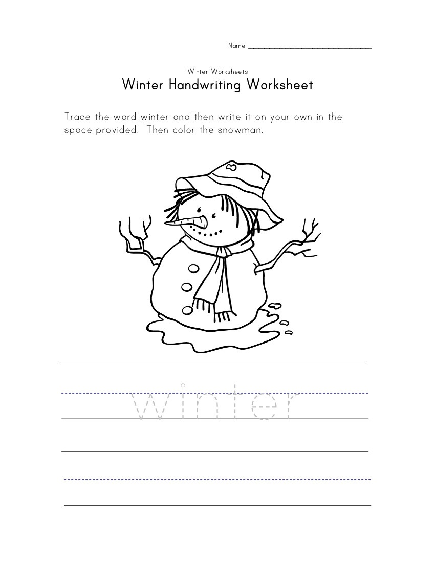 children's homework sheets 2