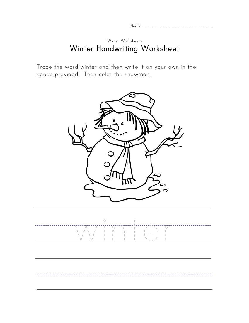children's homework sheets 2