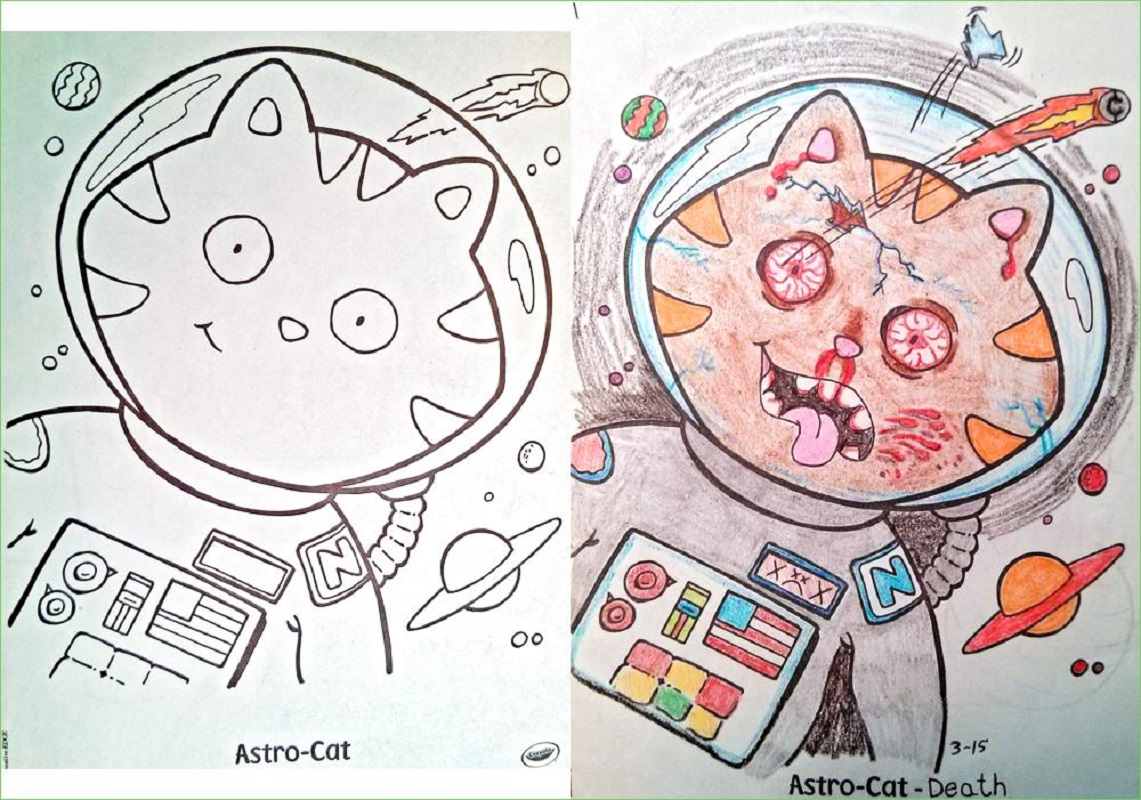 coloring book corruptions 1