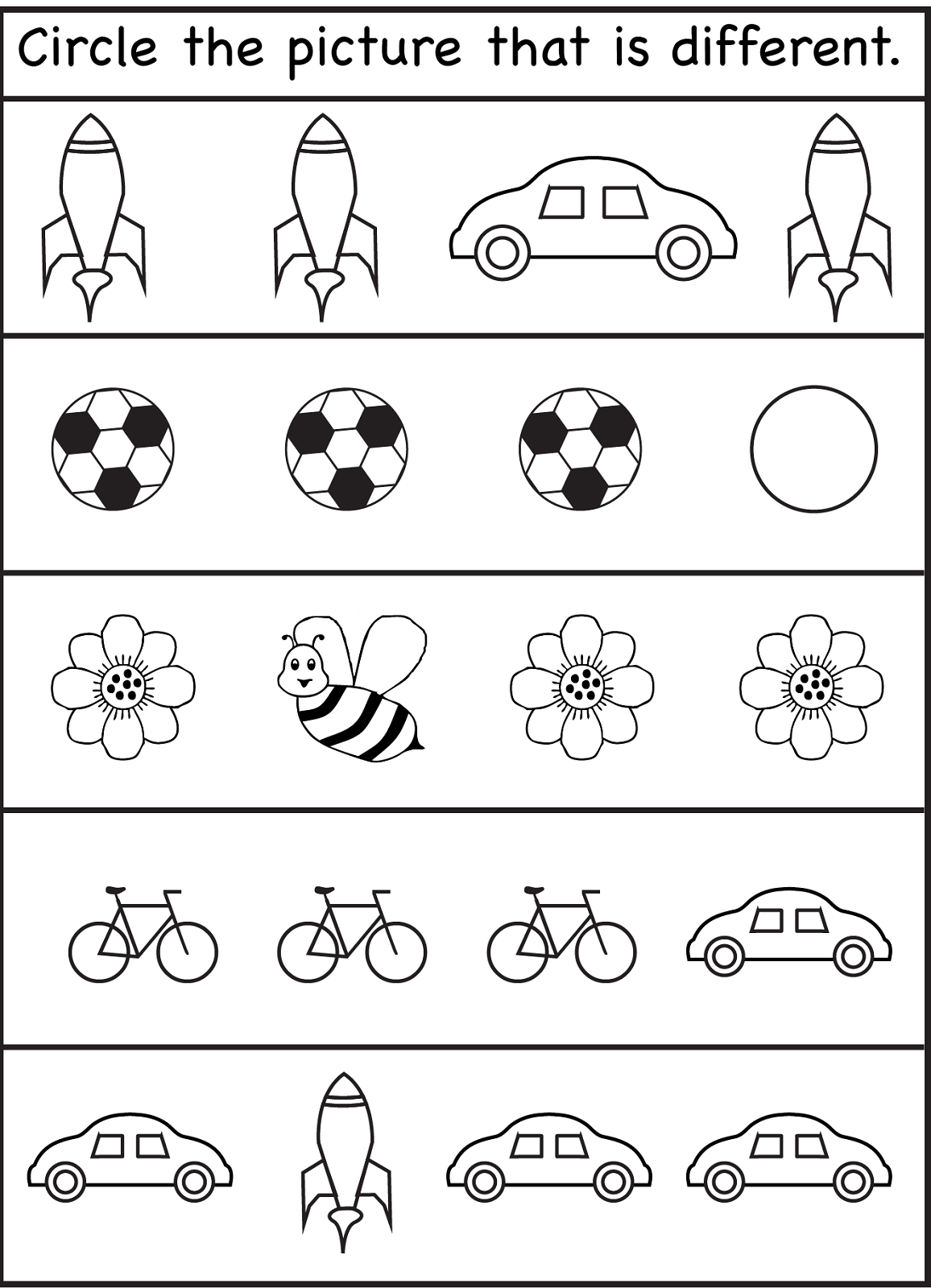 print out activities for toddlers 1