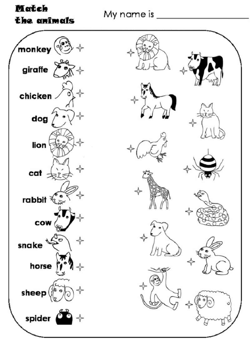 print out activities for toddlers 2