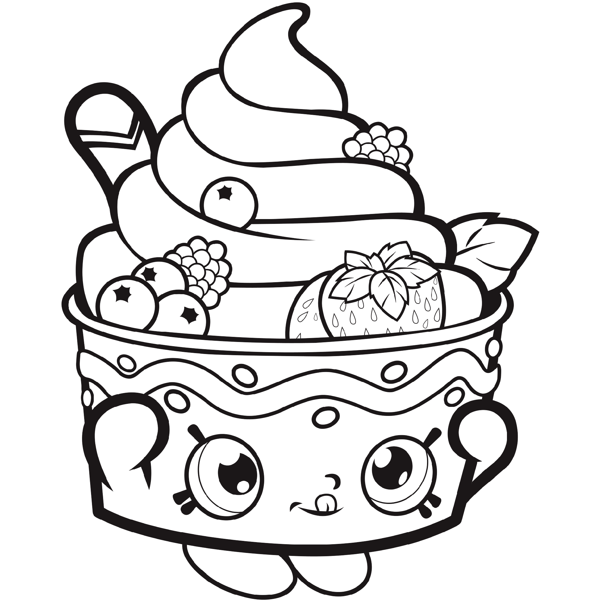shopkins coloring book 4