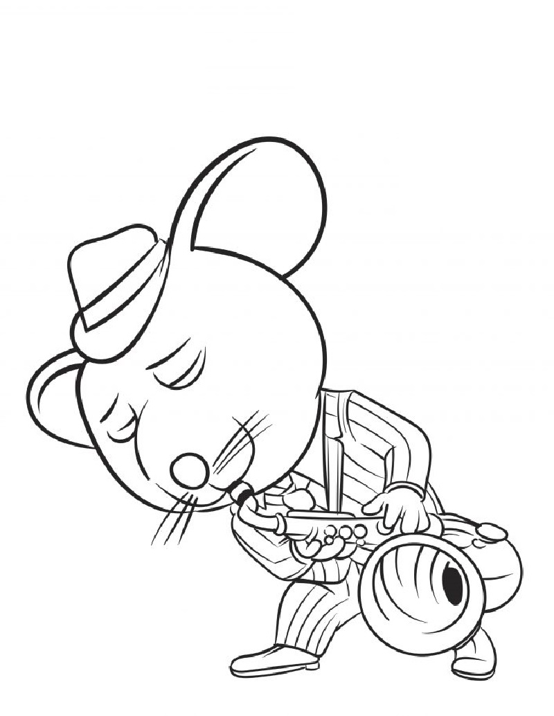 sing movie coloring pages 5