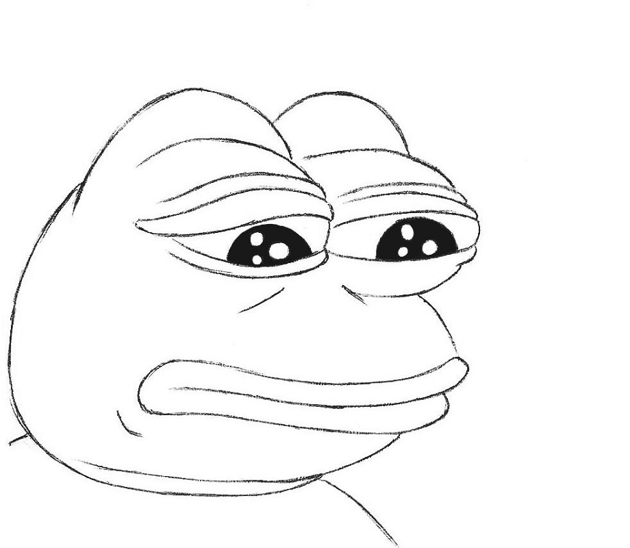 Meme-Coloring-Book-Sad-Frog