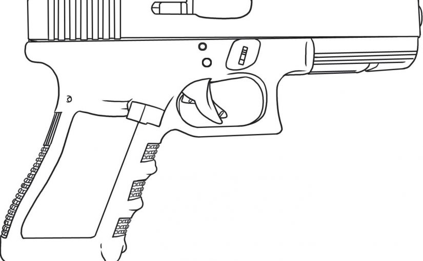 Nerf Coloring Pages Printable