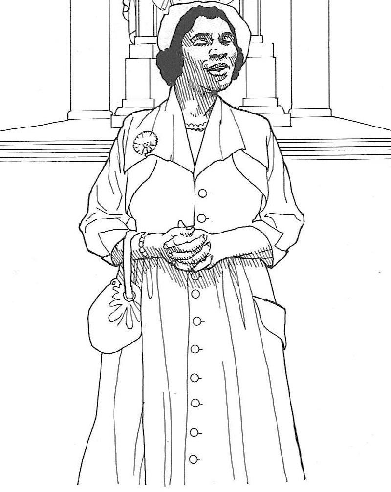 black history coloring pages pdf 4
