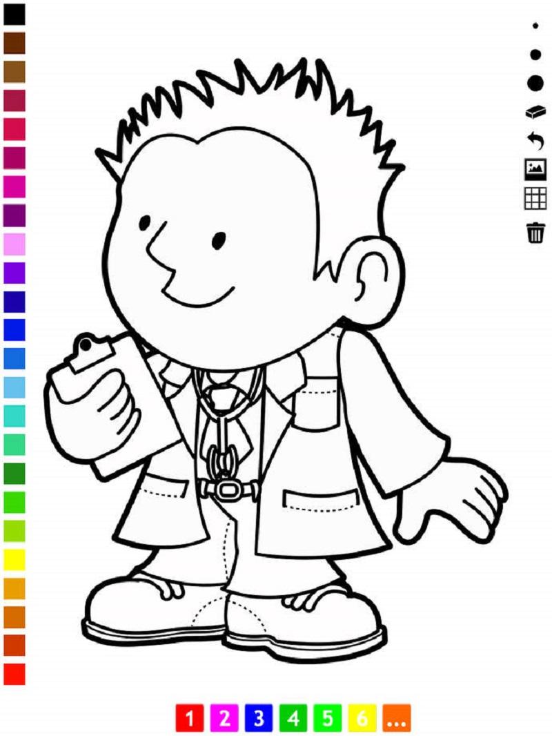 coloring book app 3