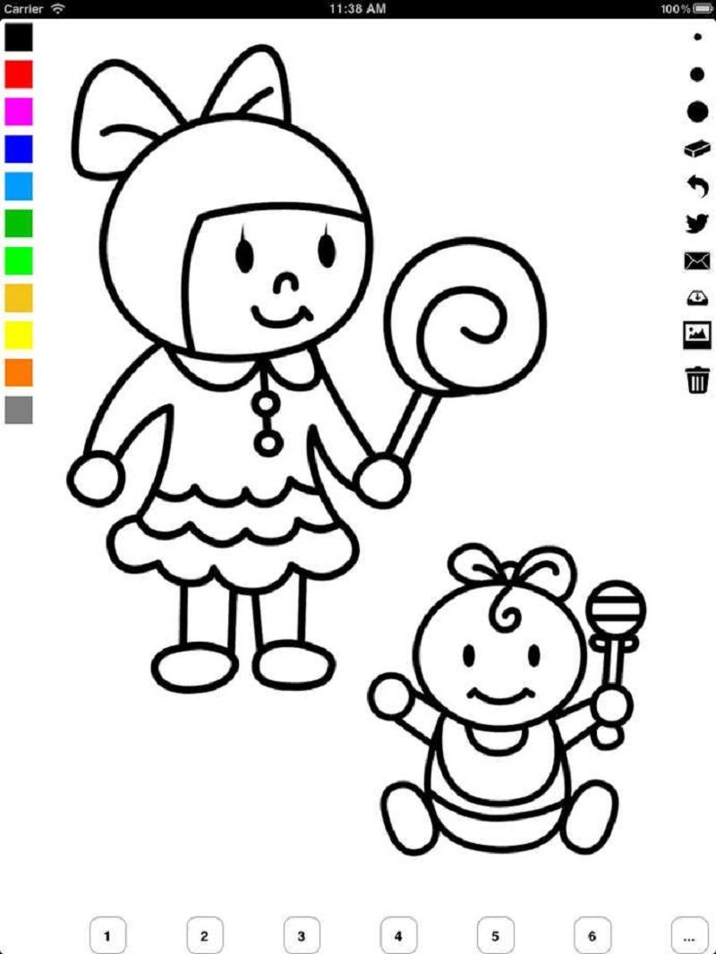 coloring book app 4