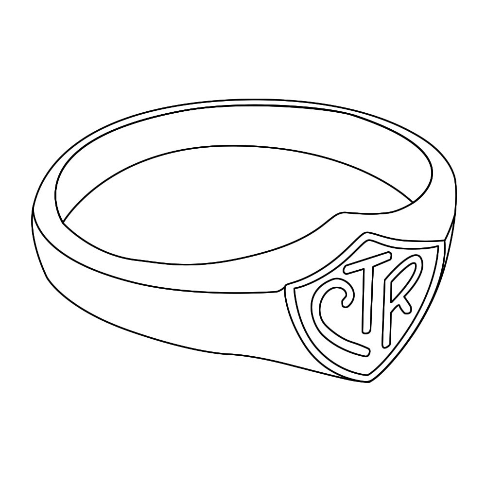 ctr shield coloring page 4
