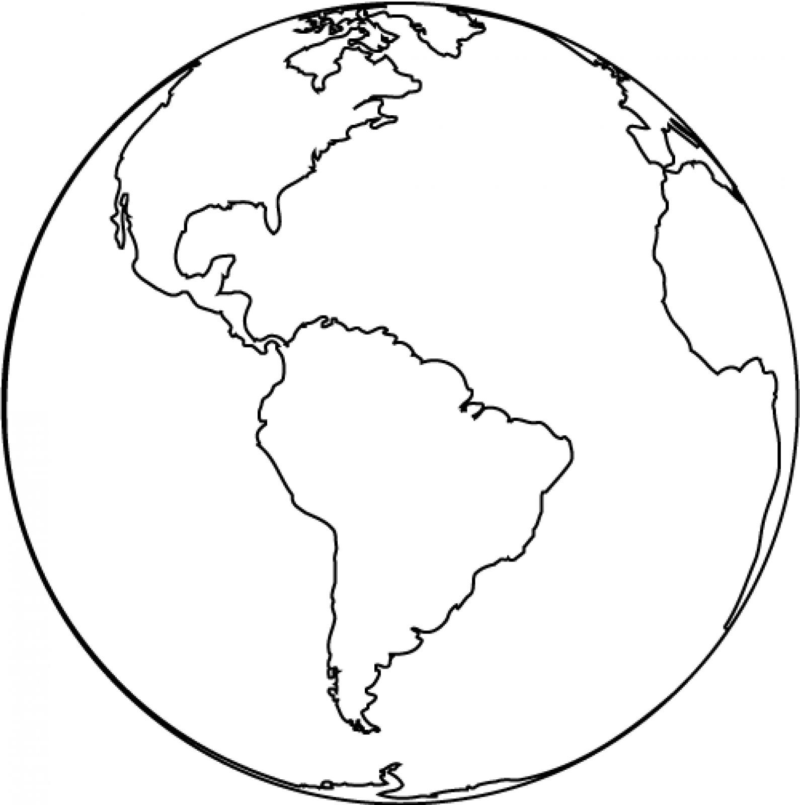 earth coloring pages 1