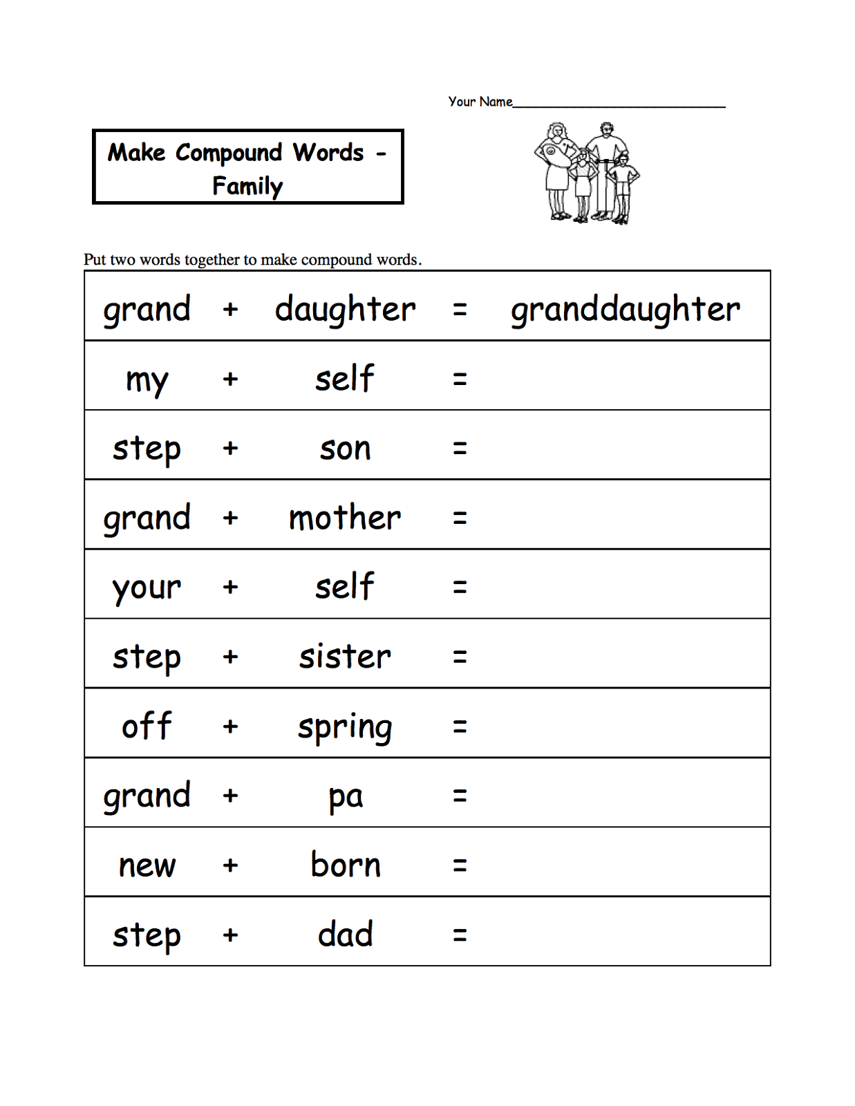 english worksheets ks1 free printable 1