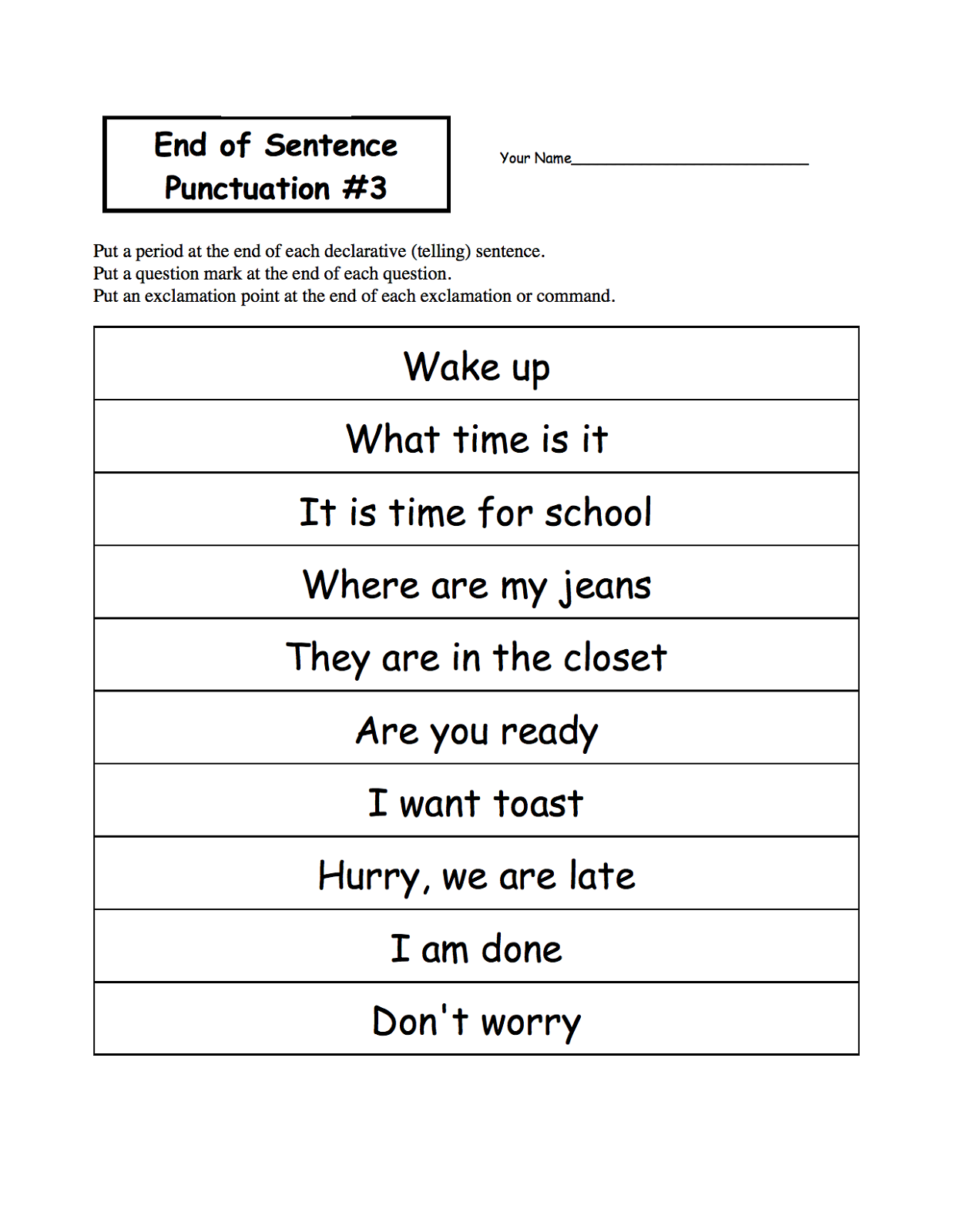 english worksheets ks1 free printable 5