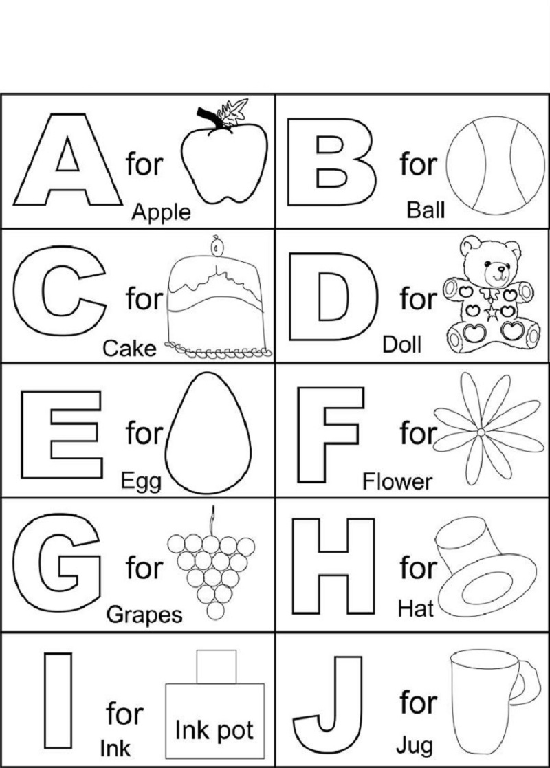 free learning worksheets 2