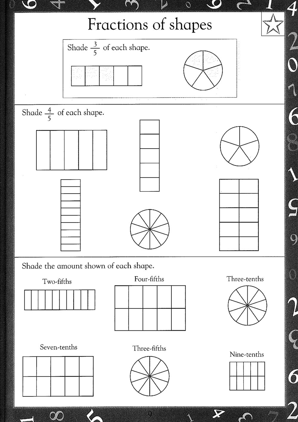 free numeracy worksheets 1