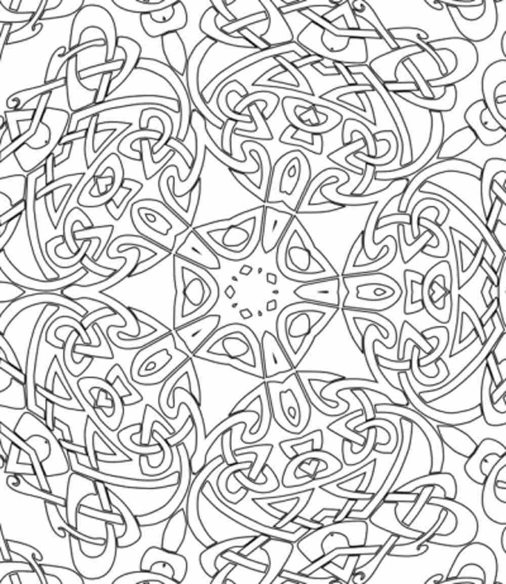 free printable hard coloring pages for adults 1