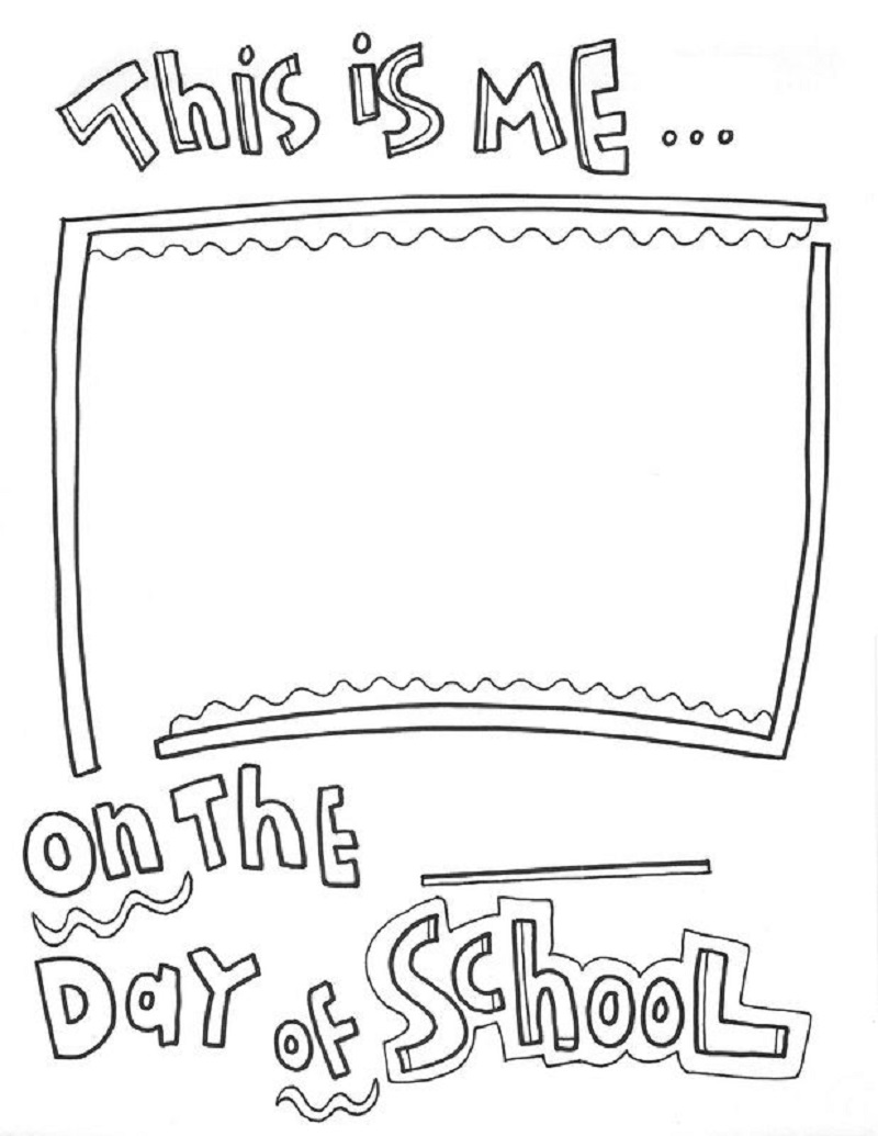 last day of school coloring pages 5
