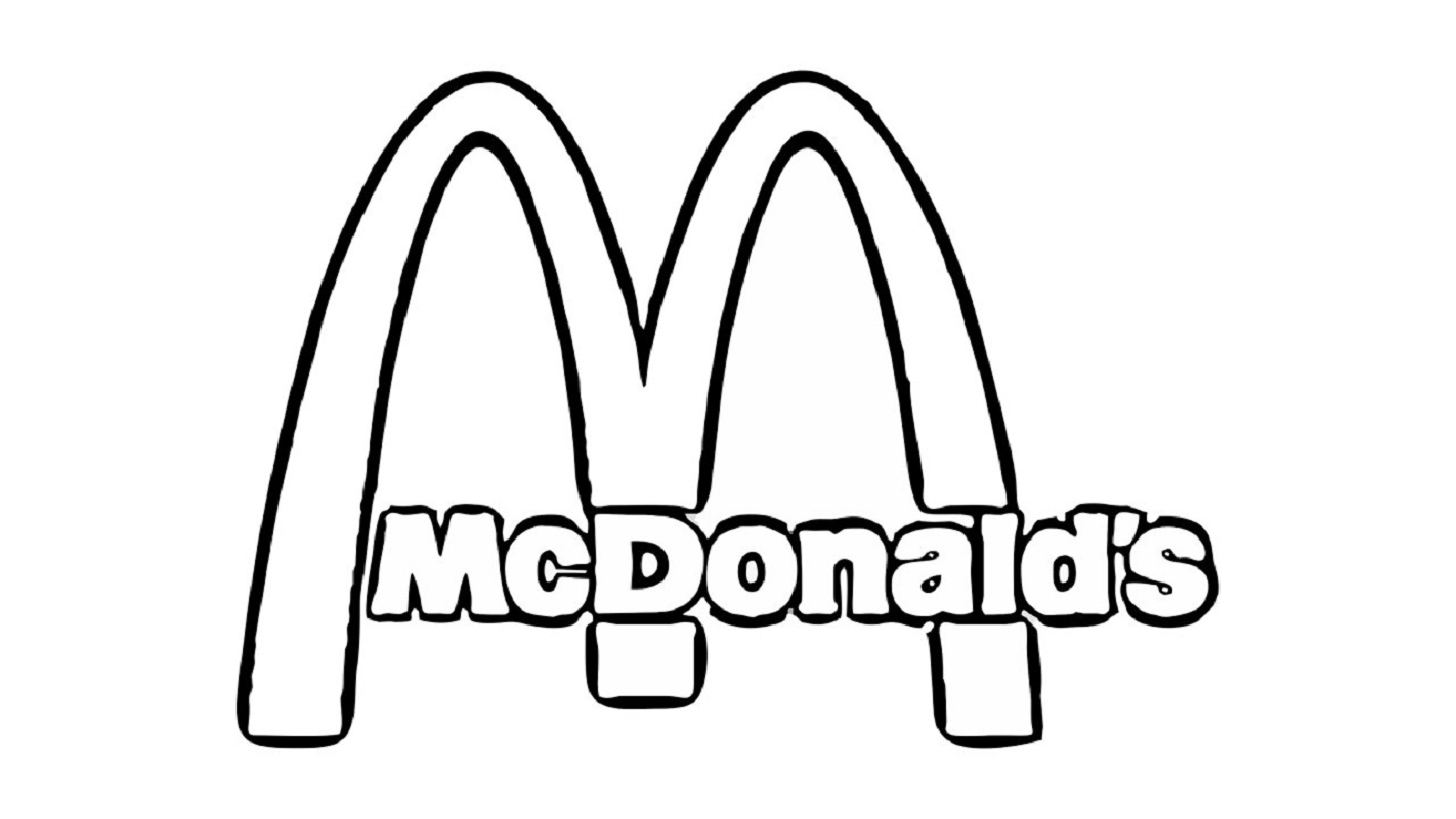 mcdonalds coloring pages 3