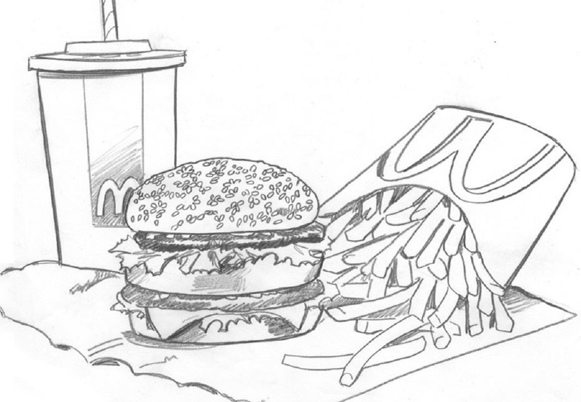 mcdonalds coloring pages 5