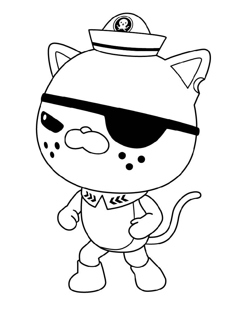 octonauts coloring pages 4